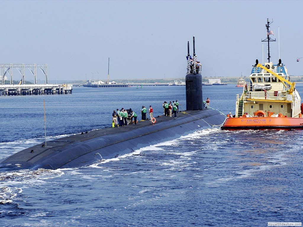 USS Jimmy Carter (SSN-23) (2)