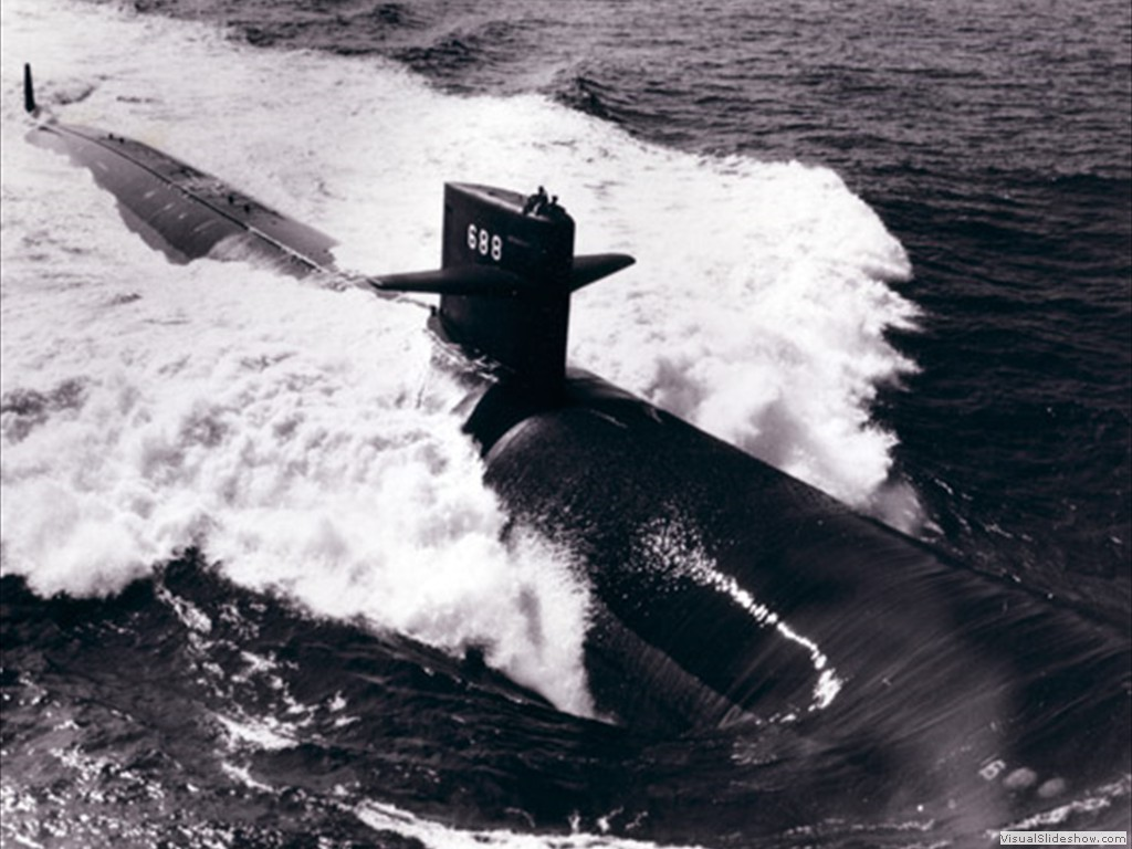 USS Los Angeles SSN-688