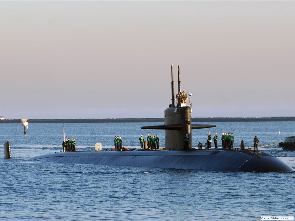 USS Los Angeles (SSN 688)